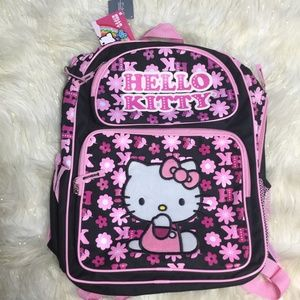 "HELLO KITTY FAB Starpoint 16"" Backpack"